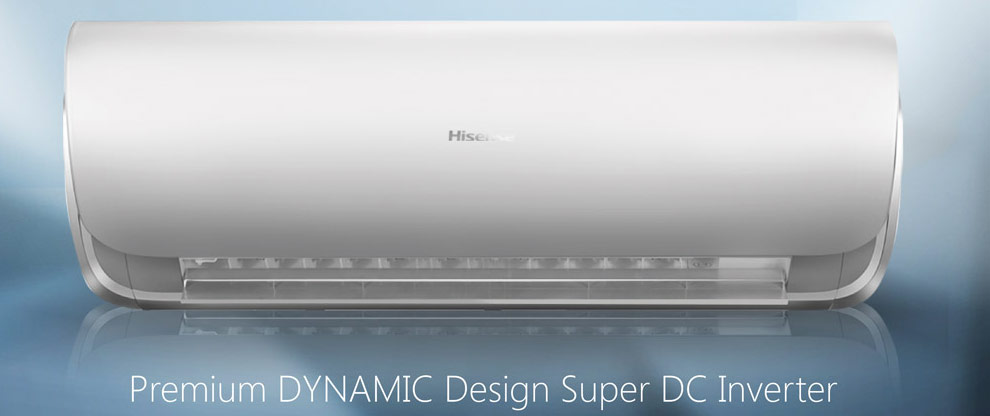 Premium Dynamic Design Super DC Inverter